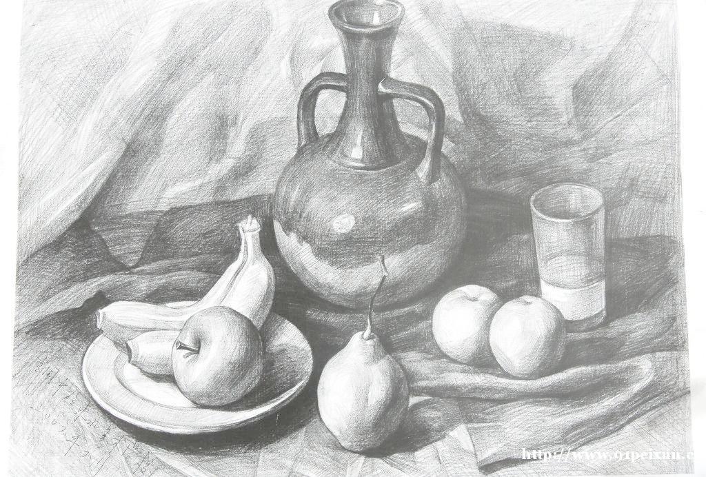 淮安哪里有素描绘画课程的培训