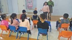 西安公园南路小主持人鑫舞文化艺术培训建工路