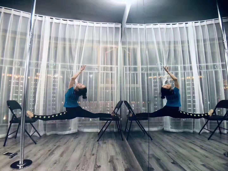 巴中舞蹈刚管舞 酒吧领舞吊环舞 爵士舞绸蹈培训