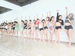 达州舞蹈培训学校 钢管舞爵士舞成品舞教学