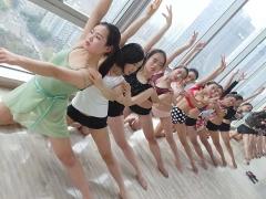 在东莞零基础可以学爵士舞钢管舞嘛多久可以学会