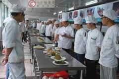 成都北方钓鱼台烹饪学校 川菜精英专业