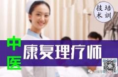 中医康复理疗师技术培训