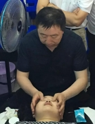 贾春福老师绿色调理近视眼:手法+药敷