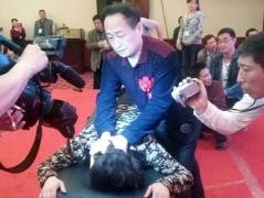 刘江老师无痛全身取栓中医民间绝技国家专利技术