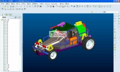PROE产品结构设计培训/UG/CATIA/CAD软件培训
