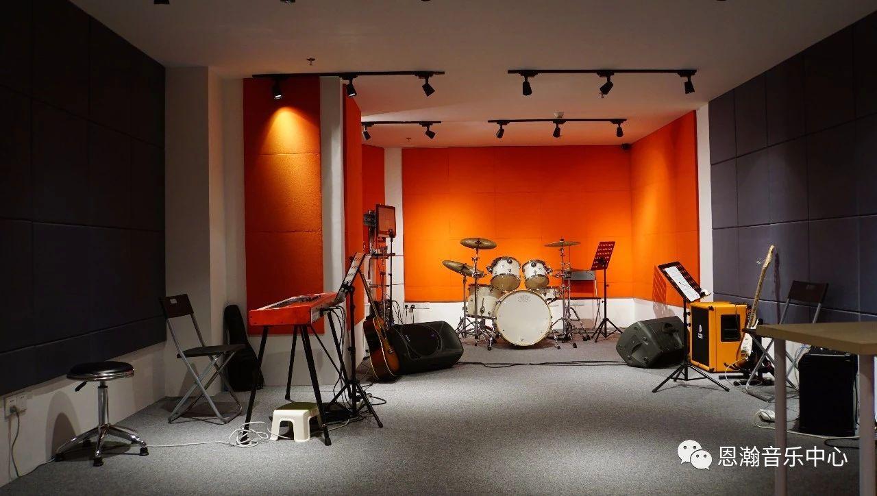 天娱广场架子鼓电吉他电钢琴一对一rockschool培训