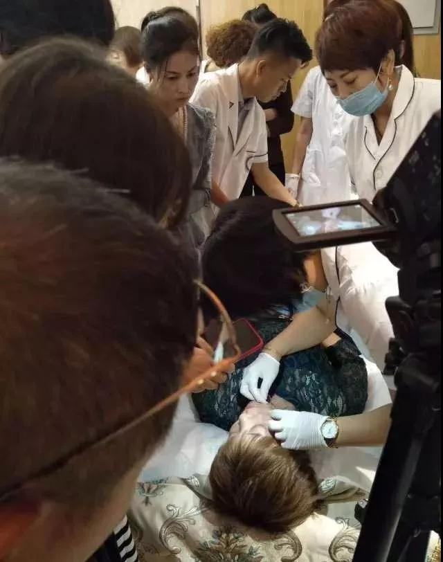 【王瑞雪】中医绝技:汉传针调.针灸祛皱抗衰、减肥,私密高级研