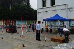 上海南汇区学叉车 拿证快 先试学在报名