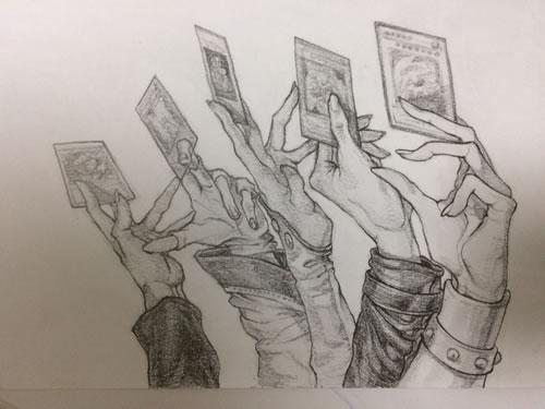 市桥美术培训-日式插画手绘班-小班授课哦,市桥名玛雅画室