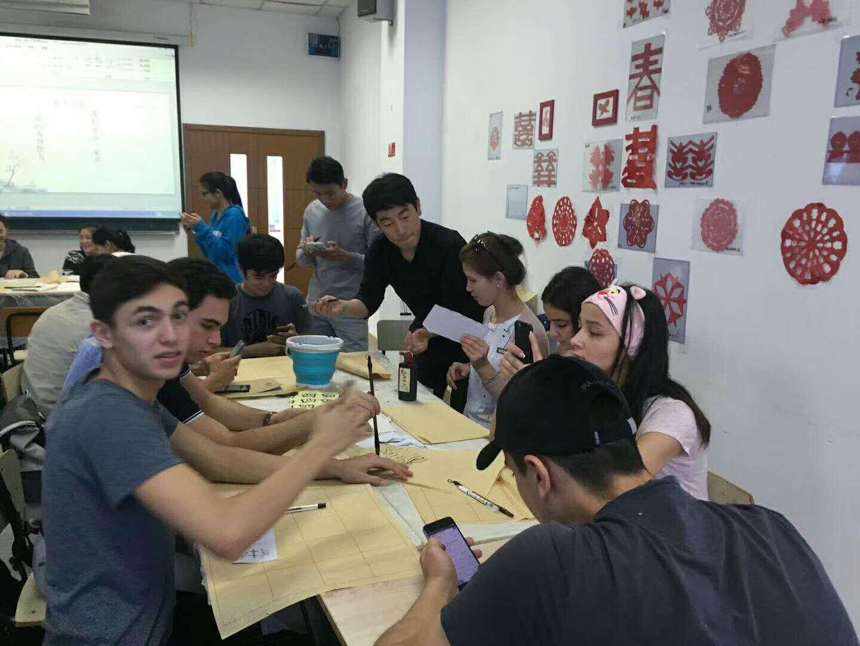 针对老外的商务汉语考试培训课程怎么说