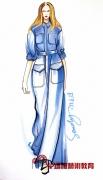 广州名玛雅美术教育——服装设计美术基础班
