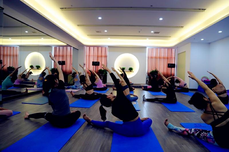 瑜伽教练培训认证