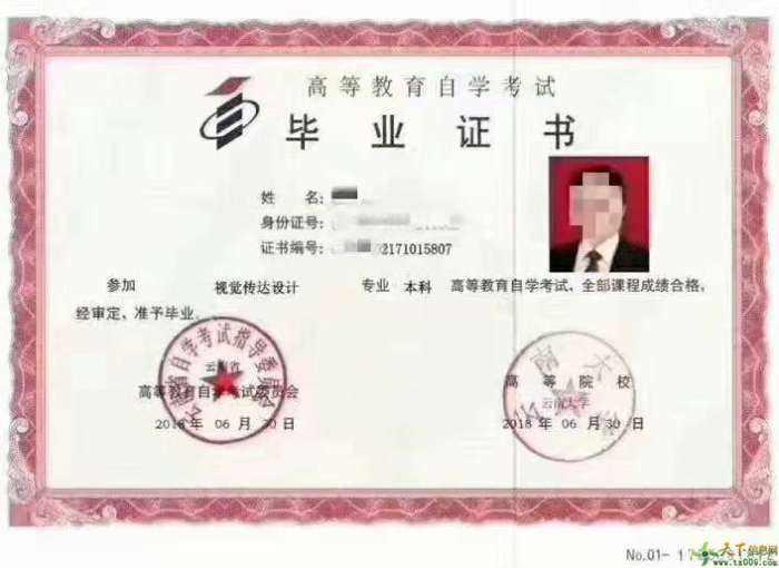 云南大学环境艺术设计专业自考本科学历招生简章有学位