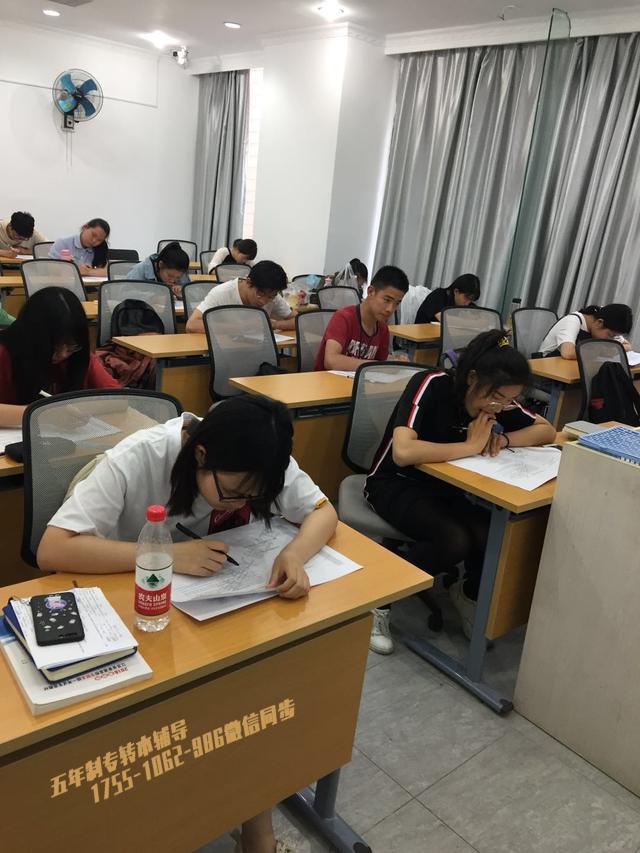 五年制专转本培训辅导班针对江苏交通技师学院五年高职生招生
