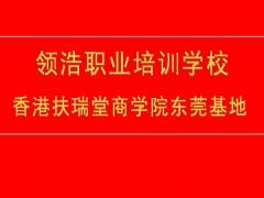 石碣水南社区育婴师培训请到台达厂西门领浩职业培训学校