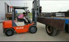 常熟哪里有学叉车叉车培训到博乐达叉车培训中心