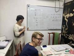 关于歪果仁参加汉语学习班怎样更有效果