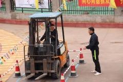赣州叉车考证要多少钱,赣州叉车培训学校有哪些?