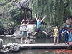 上海外国人中文学习建议参加线上培训