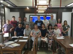 关于学习汉语的学校在线上的培训方法