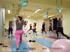 漳州瑜伽专业培训-乐享瑜伽