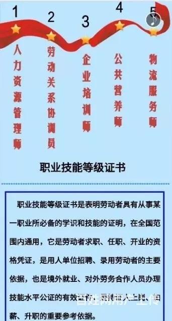 物流服务师/企业培训师等证书零基础全程服务
