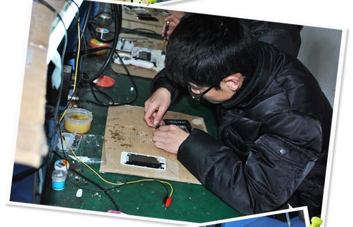 南昌宜春赣州手把手实操教学高级手机维修技术培训班