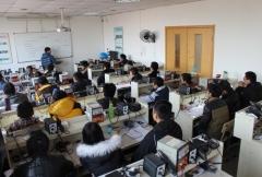 南昌修能手机维修培训高级班主板芯片维修,手把手授课