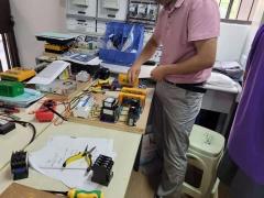 攀枝花哪里学习电工技术.电工培训.PLC培训电子科大实训