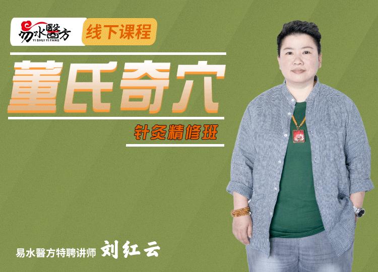 刘红云:董针精修班,学会巧治50+常见病及疑难杂症
